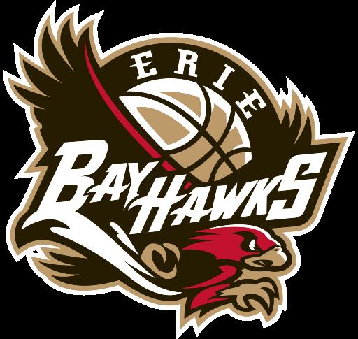Logo Erie_BayHawks