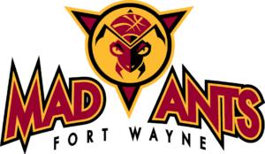 Fort Wayne Mad Ants logo 2007