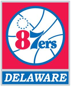 Logo Delaware 87ers