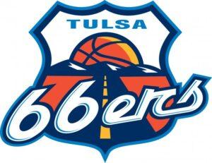 Logo Tulsa 66ers 2009